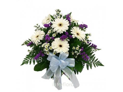 Uygun Çiçeklerden Buket